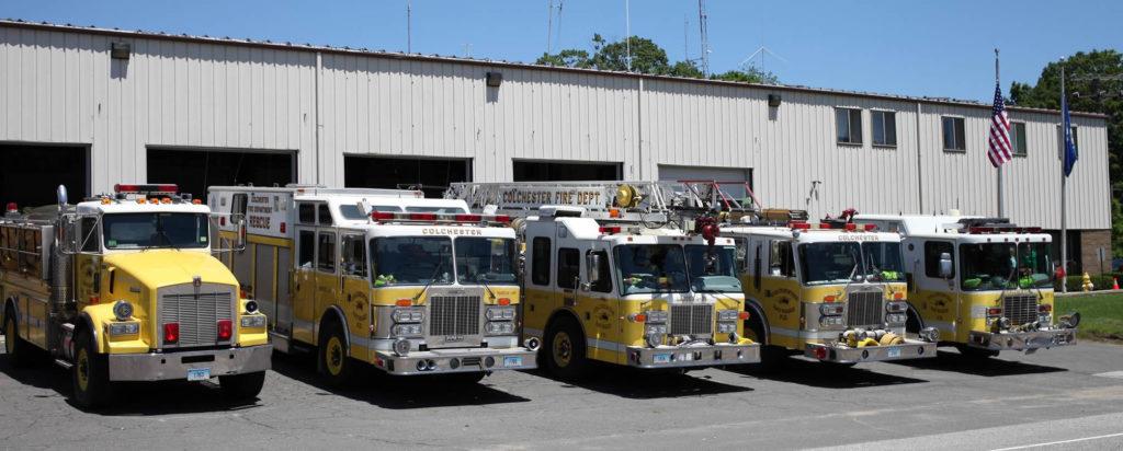 Colchester Hawyard Fire Department